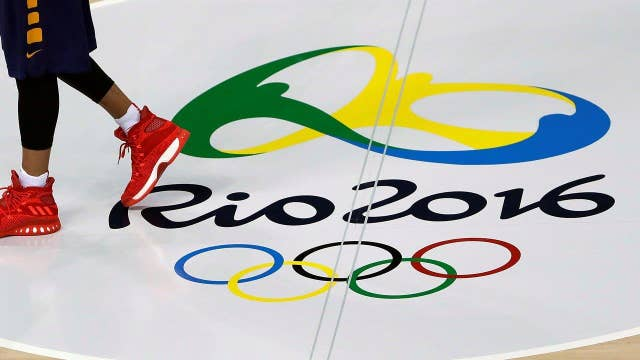 Comparing the Rio Olympics to the 2016 election