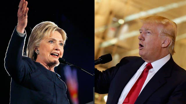 Ed Goeas: Both these candidates are flawed