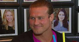 WWE's Dolph Ziggler would hook up with this Baywatch star