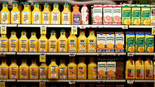 Frozen concentrated orange juice market getting the squeeze
