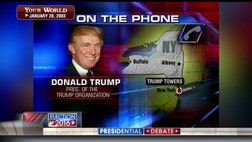 Debate fact check: FBN's Neil Cavuto shares a clip from  of Donald Trump discussing whether the U.S. should invade Iraq.