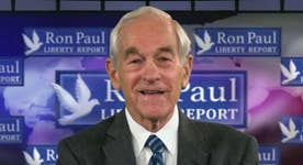 Ron Paul sounds off on the Fed