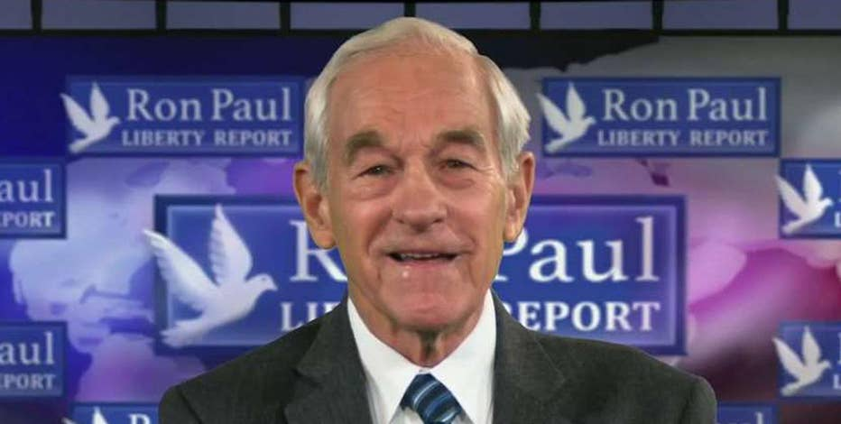 Fmr. Rep. Ron Paul, (R-Texas), on Donald Trump's criticisms of the Fed.