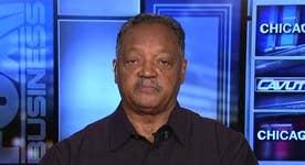 Rev. Jesse Jackson: There are no gun shops in Chicago, no gun ranges