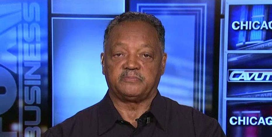 Rainbow Push Coalition Founder Rev. Jesse Jackson on how to reduce gun violence in Chicago and other cities across America.