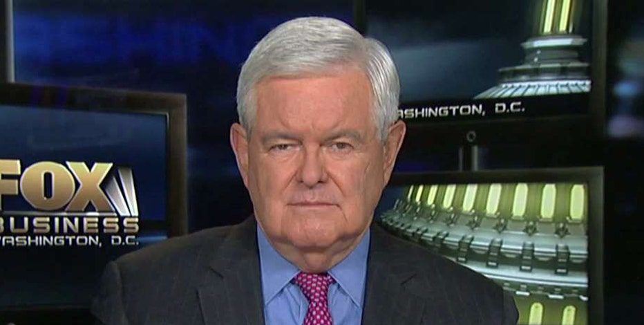 Former House Speaker Newt Gingrich on the 9/11 lawsuit bill.