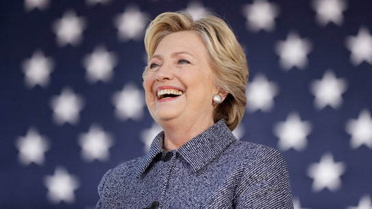 Who is Hillary Clinton's favorite world leader?