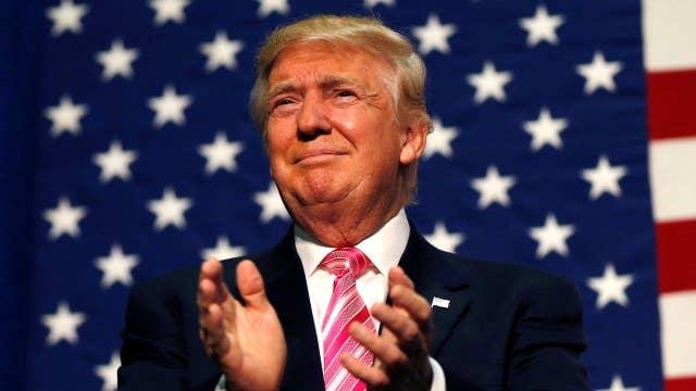 Dobbs: Trump is outworking Clinton