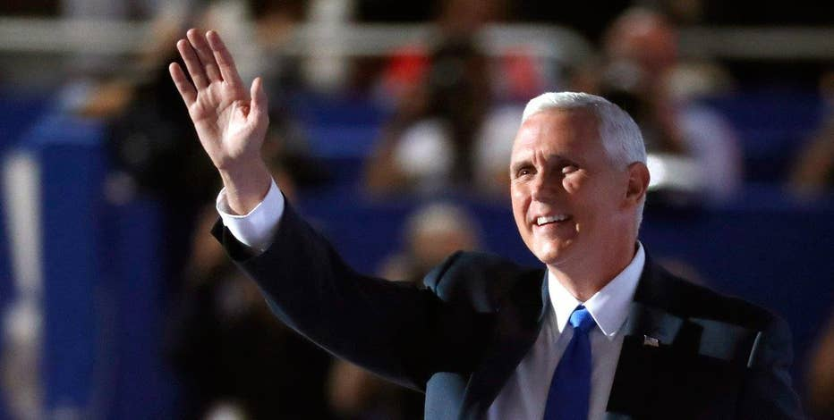 Republican vice presidential nominee Mike Pence on Donald Trump's plan for boosting U.S. economic growth.