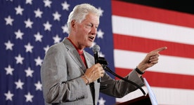 Bill Clinton's speaking fees overlapping with Foundation's business?