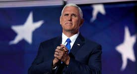 Gov. Pence: I was shocked when Trump picked me as his VP