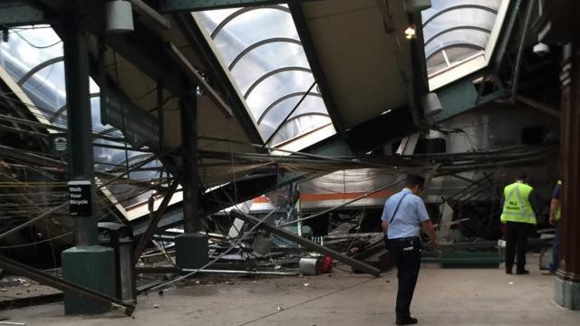 Hoboken train crash passenger feels lucky to be alive