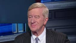 Libertarian vice-presidential candidate Bill Weld (R-MA) nominee weighs in on the presidential debate and whether independent voters have made up their minds.