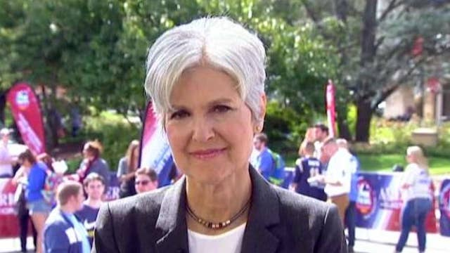Green Party's Jill Stein: Politicians do not own our vote