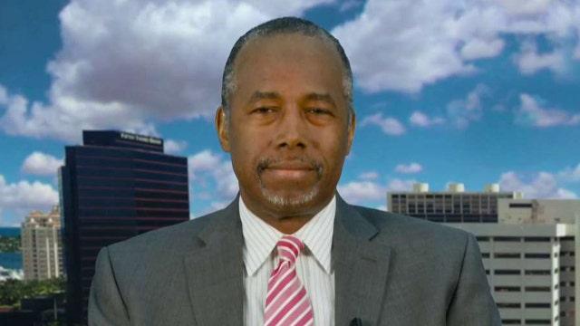 Dr. Ben Carson on Clinton's health concerns