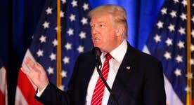 Did Trump flip-flop on Iraq war support?