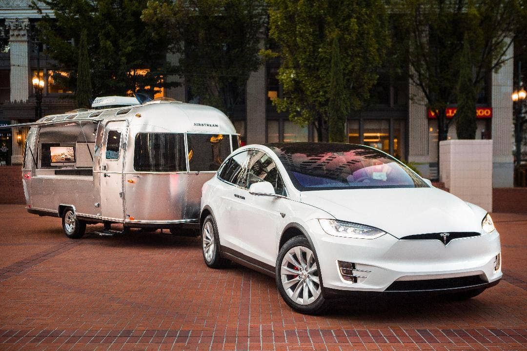 Tesla Hits The Road With A Pop Up Dealership Fox Business