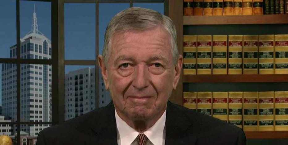 Former U.S. Attorney General John Ashcroft discusses why he is endorsing Republican presidential nominee Donald Trump.
