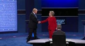 Debate domination on the economy