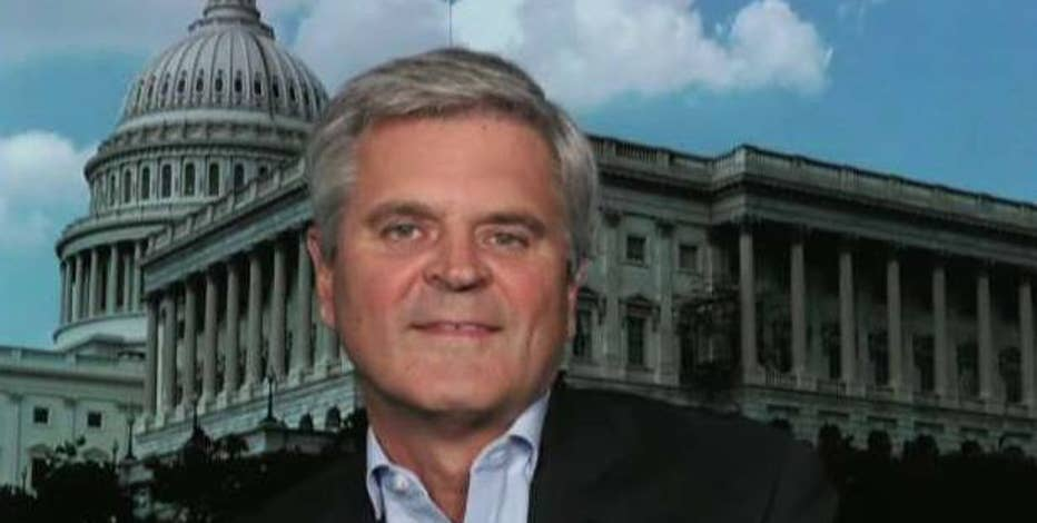 'Third Wave' Author and AOL Co-Founder Steve Case on U.S. entrepreneurship and why he foresees more partnerships between big companies and startups.
