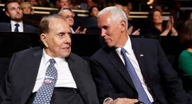 Fmr. Sen. Bob Dole: People are looking for an outsider