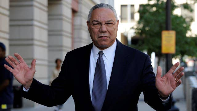 Powell email hack stirs up U.S. security concerns