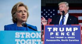 Debate history 101 for Clinton, Trump