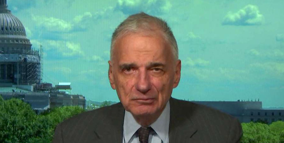 Ralph Nader: Clinton Foundation's Actions Should Result in ...