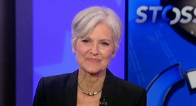 Jill Stein: Need to stop invading, destabilizing other countries