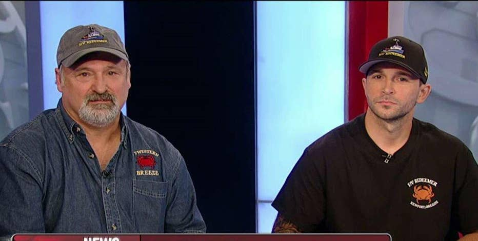 'Deadliest Catch: Dungeon Cove' stars Gary and Kenny Ripka talk about their new show that depicts the conditions of crabbing.