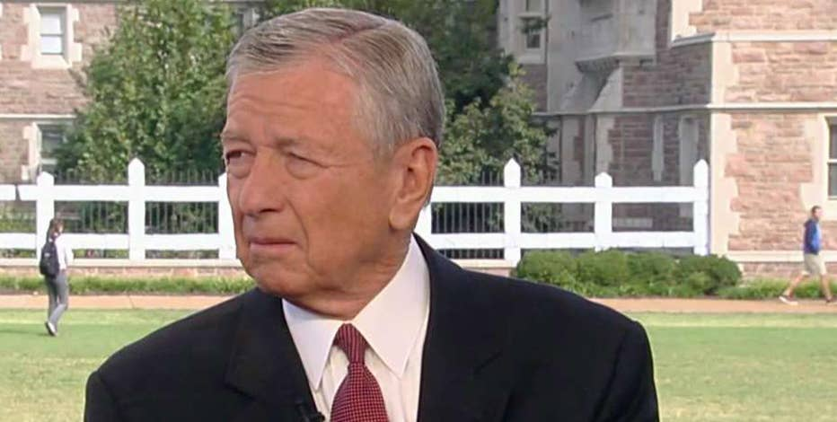 John Ashcroft, former U.S. Attorney General, discusses Eric Holder's reaction to Donald Trump's comments on hiring a special prosecutor to look into Hillary Clinton's email scandal.