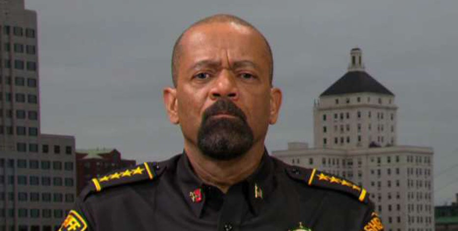Milwaukee County Sheriff David Clarke on whether law enforcement officers should be scrutinized for taking a political stand.