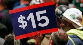 CKE Restaurants CEO on minimum wage debate