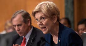 Gasparino: Banks are being run by Elizabeth Warren right now