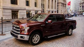 Ford CEO: Vehicle automation is the story over the next decade