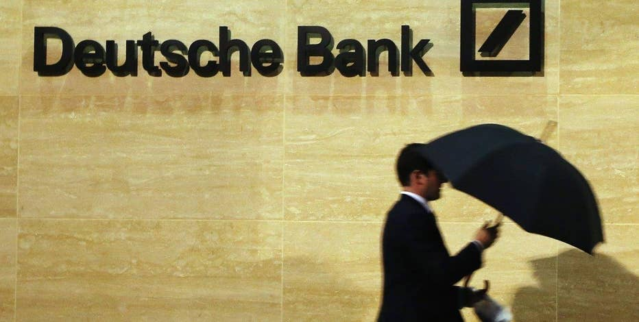 UBS Chairman Axel Weber on the fallout from Deutsche Bank.