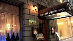 """In , when busboys turned restaurateurs Benjamin Prelukaj and Benjamin Sinanaj, affectionately known as """"the Bens"""" opened the doors to their NYC steak house they had no idea what they would be in for."""