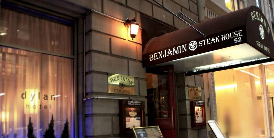 For a decade, Benjamin Steak House has been serving the hottest celebs and power players.