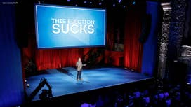 """Comedian Adam Conover just """"ruined"""" the election"""