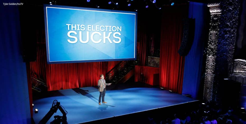 How one comedian uses comedy to debunk common misconceptions about the 2016 presidential election.