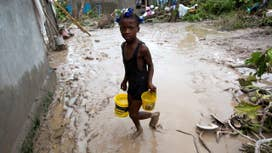 Efforts to invest in and redevelop Haiti