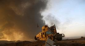 The battle for Mosul a political move?