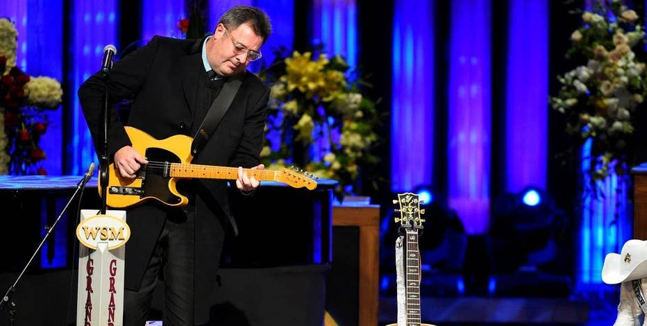 Ryman Hospitality Properties CEO Colin Reed and country music star Vince Gill on plans for a Grand Ole Opry-themed restaurant in New York City.