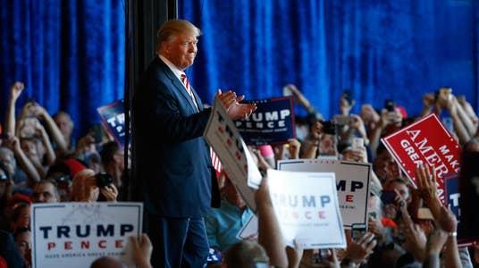 Trump: We Will Create 25M Jobs Over 10 Years