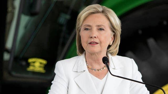 Eric Trump: Tax money has funded Hillary Clinton's entire career