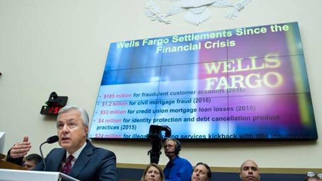 Are Wells Fargo and Amazon buys?