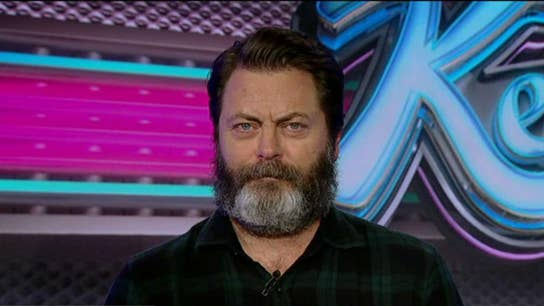 Actor Nick Offerman: Ron Swanson Would Not Like Clinton or Trump