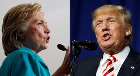 Poll: Clintons lead narrows in New Hampshire