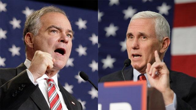 Will the VP deb... 2016 Vp Debate Fox News