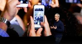 Apple fiscal 4Q revenue falls